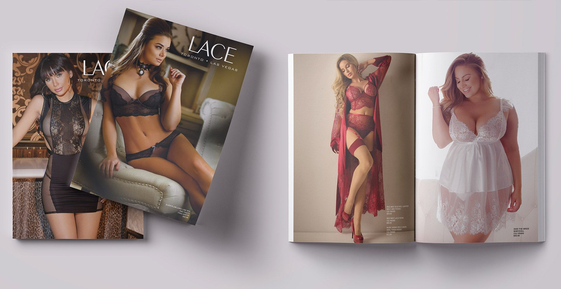 LACE Catalog Designs